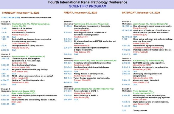 Forth RPS conference Warsaw